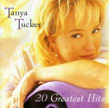 Tanya Tucker: 20 Greatest Hits, CD