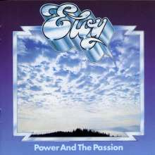 Eloy: Power And The Passion, CD