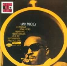 Hank Mobley (1930-1986): No Room For Squares, CD