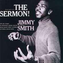 Jimmy Smith (Organ) (1928-2005): The Sermon, CD