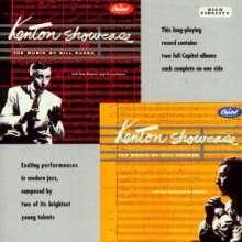 Stan Kenton (1911-1979): Kenton Showcase, CD