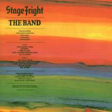 The Band: Stage Fright, CD