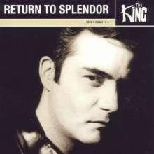 The King (James Brown): Return To Splendor, CD