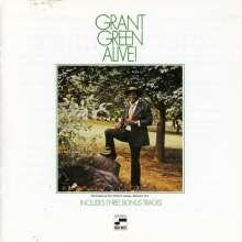 Grant Green (1931-1979): Alive, CD