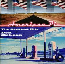 Don McLean: American Pie: The Greatest Hits, CD