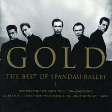 Spandau Ballet: Gold: The Best Of Spandau Ballet, CD