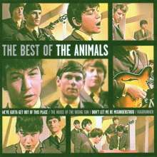 The Animals: The Best Of The Animals, CD