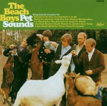 The Beach Boys: Pet Sounds (Remastered 1996), CD