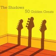 Shadows: 50 Golden Greats, 2 CDs