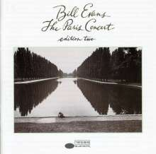 Bill Evans (Piano) (1929-1980): The Paris Concert: Edition Two, CD