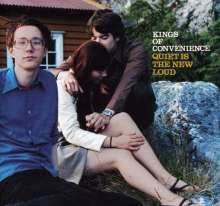 Kings Of Convenience: Quiet Is The New Loud, CD