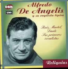 Alfredo De Angelis: ruiz-Martel-Dante, Sus, CD