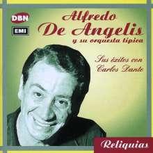 Alfredo De Angelis: Sus Exitos Con Carlos D, CD