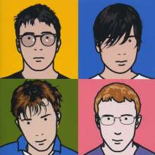 Blur: The Best Of Blur, CD