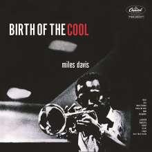 Miles Davis (1926-1991): Birth Of The Cool (Rudy Van Gelder Remasters), CD