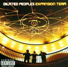 Dilated Peoples: Expansion Team, CD