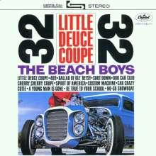The Beach Boys: Little Deuce Coupe / All Summer Long, CD