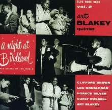 Art Blakey (1919-1990): A Night At Birdland Vol.2 (Rudy Van Gelder Remasters), CD