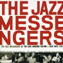 The Jazz Messengers: At The Cafe Bohemia Vol.1, CD