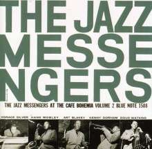 The Jazz Messengers: At The Cafe Bohemia Vol.2, CD