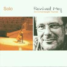 Reinhard Mey: Solo: Die Einhandsegler Tournee, 2 CDs