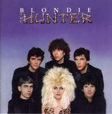 Blondie: The Hunter, CD