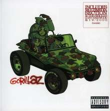 Gorillaz: Gorillaz (Explicit), CD