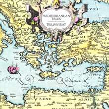 Triumvirat: Mediterranean Tales, CD