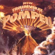 Triumvirat: Pompeji, CD