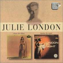 Julie London: About The Blues / London By Night, CD