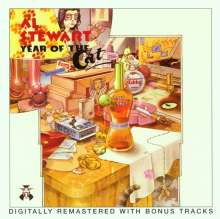 Al Stewart: Year Of The Cat (25th Anniversary Edition), CD