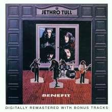 Jethro Tull: Benefit, CD