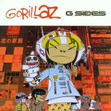 Gorillaz: G-Sides, CD
