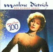 Marlene Dietrich: Der blonde Engel - Marlene 100, CD