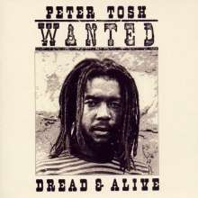Peter Tosh: Wanted Dread & Alive, CD