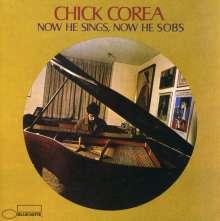 Chick Corea (geb. 1941): Now He Sings, Now He Sobs, CD