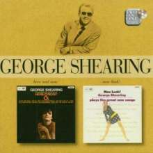 George Shearing (1919-2011): Here And Now / New Look, CD