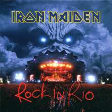 Iron Maiden: Rock In Rio (Limited Edition) (Enhanced), 2 CDs