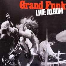 Grand Funk Railroad (Grand Funk): Live Album, CD