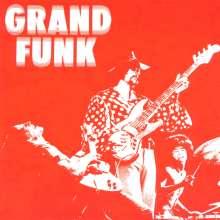 Grand Funk Railroad (Grand Funk): Grand Funk - The Red Album, CD