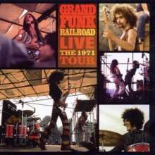 Grand Funk Railroad (Grand Funk): Live Album - The 1971 Tour, CD