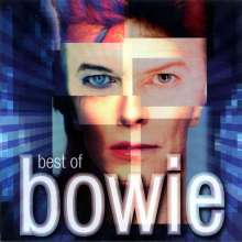 David Bowie: Best Of Bowie (UK Edition), 2 CDs
