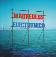 Madredeus (Portugal): Electronico - Remix-Album, CD