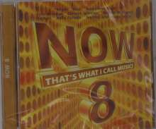 Now That's What I Call Music! Vol.8 (Asian Version), 2 CDs