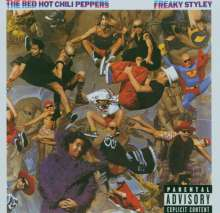 Red Hot Chili Peppers: Freaky Styley, CD