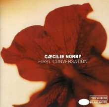 Cæcilie Norby (geb. 1964): First Conversation, CD