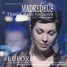 Madredeus (Portugal): Euforia (Live), 2 CDs
