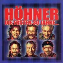 Höhner: Die ersten 30 Jahre, 2 CDs