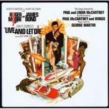 Filmmusik: James Bond - Live And Let Die, CD