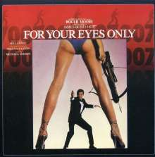 Filmmusik: James Bond - For Your Eyes Only, CD